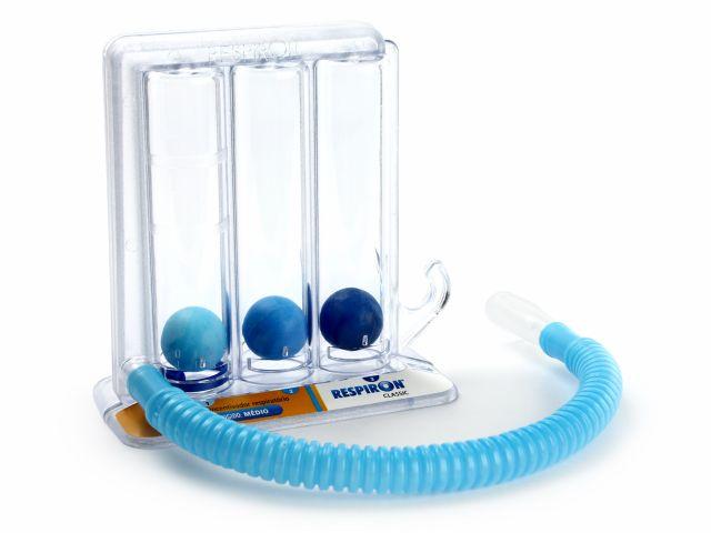 Respiron Classic - Nível Médio - Exercitador Respiratório – NCS