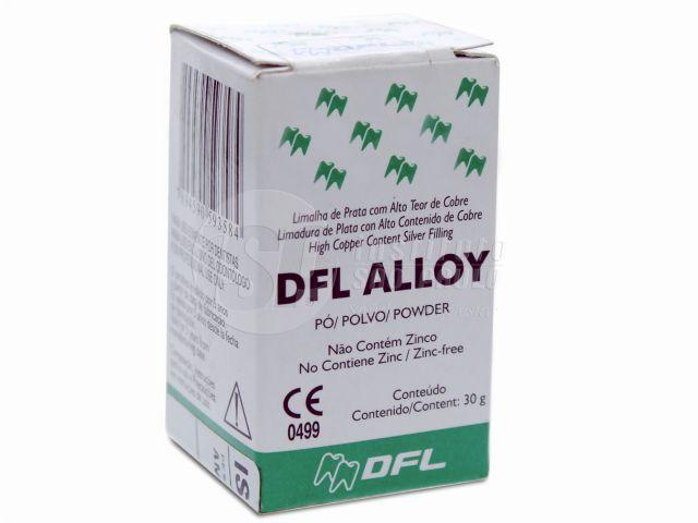 Amalgama Alloy 30g - Dfl