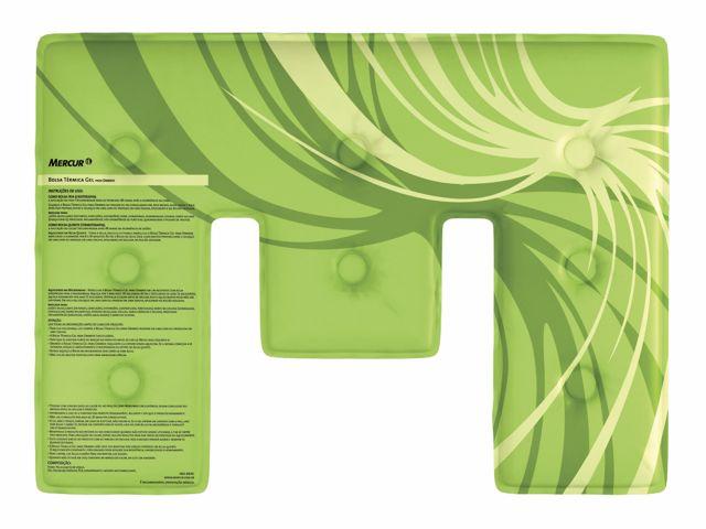 Bolsa Térmica Gel - Para Ombros - 800g - Mercur