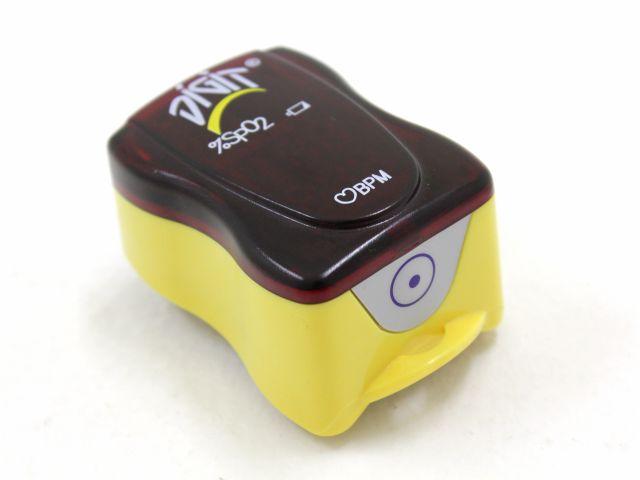 Oxímetro de Pulso e Sensor, para Aferir a Saturação Periférica de Oxigênio e Frequência Cardíaca, Fornece Medidas Rápidas, Confiáveis e de Fácil Leitura - Digit Smiths - J.G. Moriya