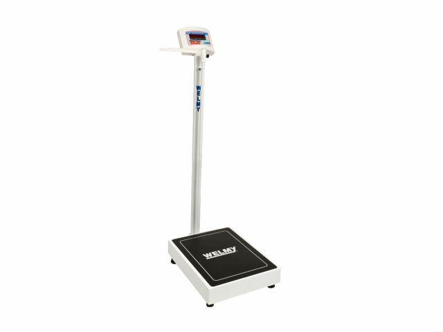Balança Antropométrica Eletrônica - 300kg - Welmy