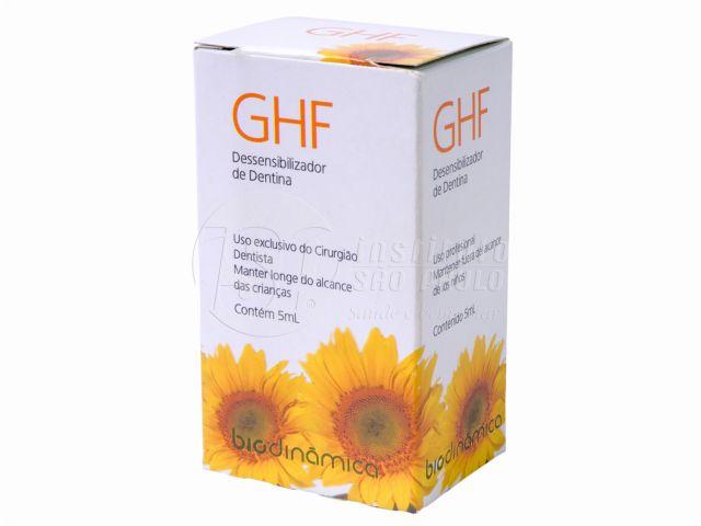 G.h.f Dessensibilizador - 5ml - Biodinâmica