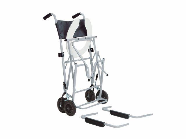 Cadeira de Rodas para Banho DB - 90kg - Jaguaribe