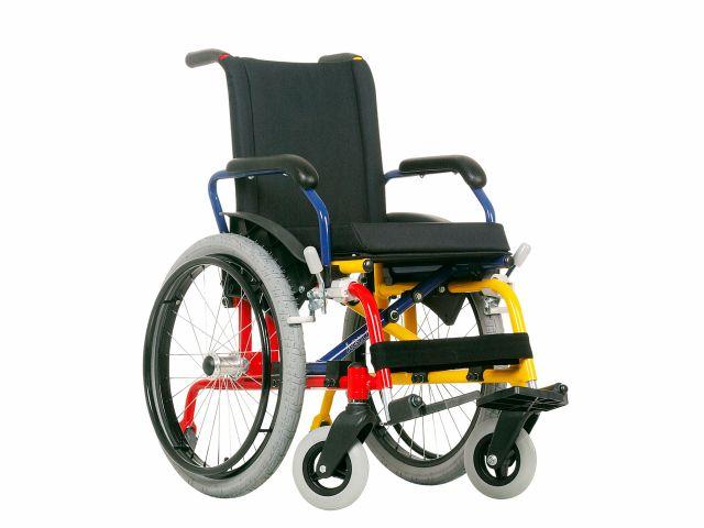 Cadeira de Rodas Ágile Infantil - 50 Kg - Jaguaribe