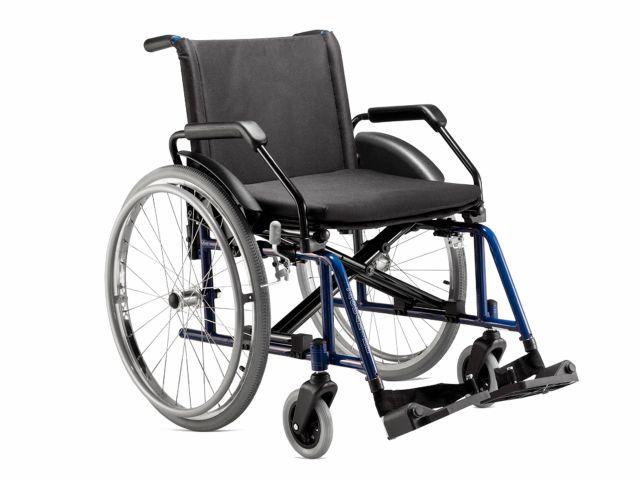 Cadeira de Rodas Poty - 120 Kg - Jaguaribe