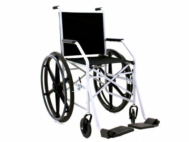 Cadeira de Rodas 1009 - 90Kg - Jaguaribe