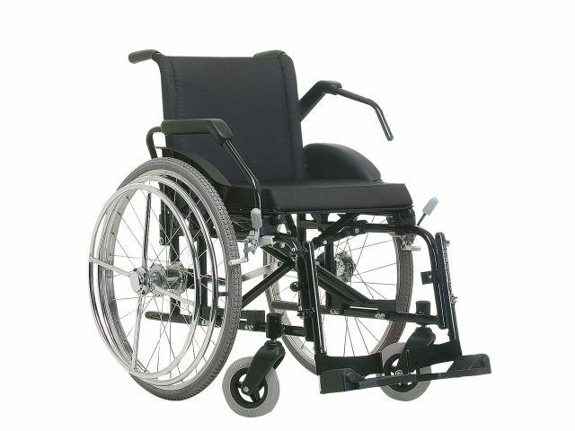 Cadeira de Rodas -  100kg - Jaguaribe
