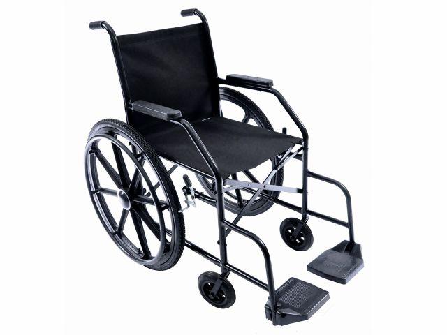 Cadeira de Rodas Simples - PL002 - 90Kg - Prolife
