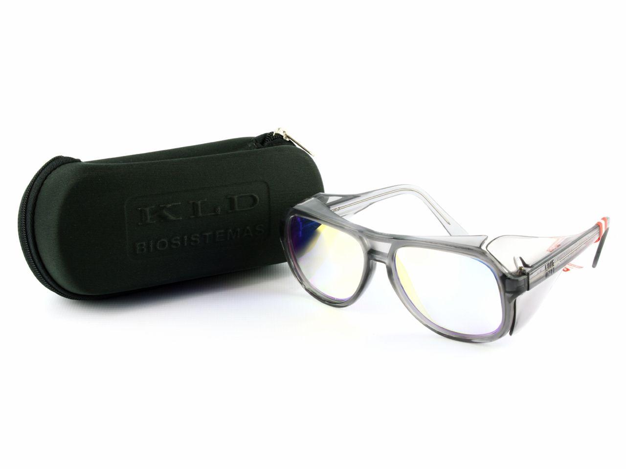 Óculos de Proteção 660nm Kld - para Laser - ISP Saúde.com.br 3c916ec74b