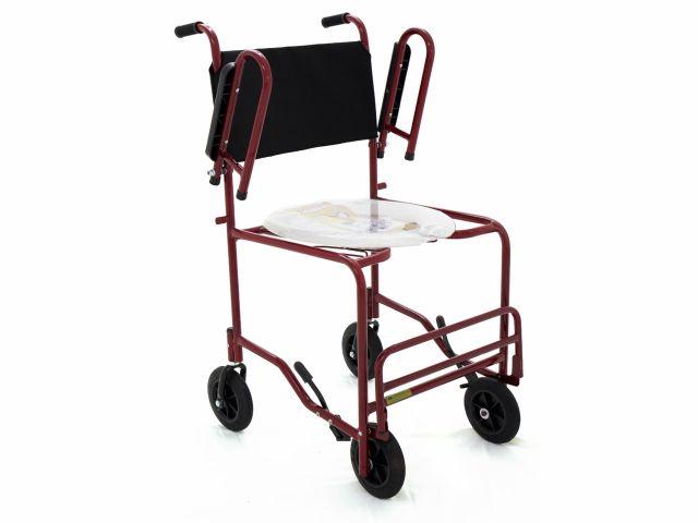 Cadeira de Rodas para Banho 201 Escam - 85kg - CDS