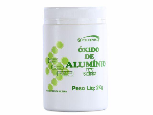 Óxido de Alumínio - 2kg - Ibramed