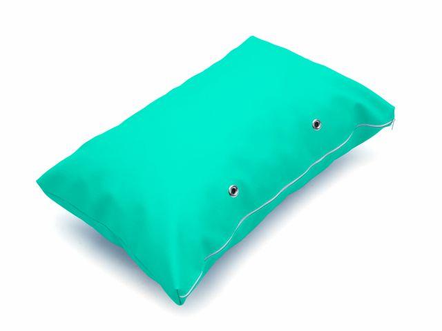 Travesseiro Clínico - Grande - com Revestimento em Courvin - Arktus