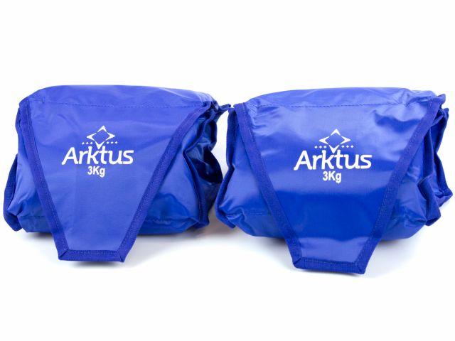 Tornozeleira - Par - com Peso - Arktus