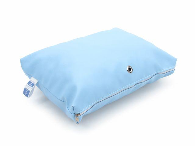 Travesseiro Clínico - Pequeno - com Revestimento em Courvin - Arktus