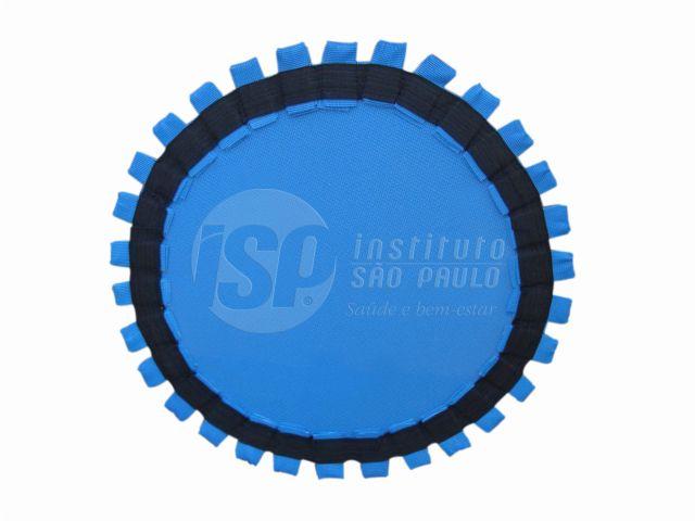Lona para Cama Elástica, Utilizada para Substituí-la quando Necessário - Diâmetro 0,90cm - Cor Azul - ISP Eletromédica/ARKTUS