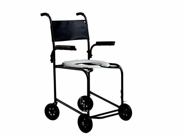Cadeira de Rodas para Banho Flex - 75kg - Prolife