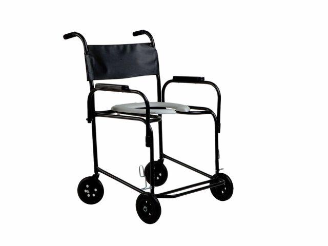 Cadeira de Rodas para Banho Obeso Flex - 120kg - Prolife