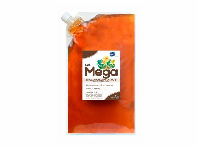 Gel Condutor Mega - Sem Álcool - Bag 5kg - RMC