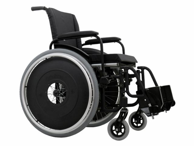 Cadeira De Rodas Aktiva Ultra Lite X 36cm- 120Kg - Ortobras