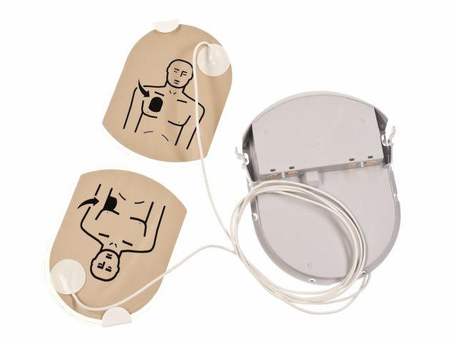 Cartucho PadPak (Eletrodos com Bateria) - HeartSine