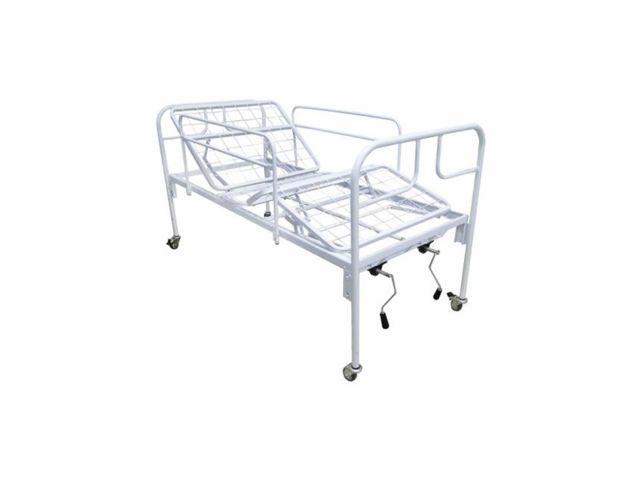 Cama Hospitalar Manual Fawler 2 Movimentos - Standard
