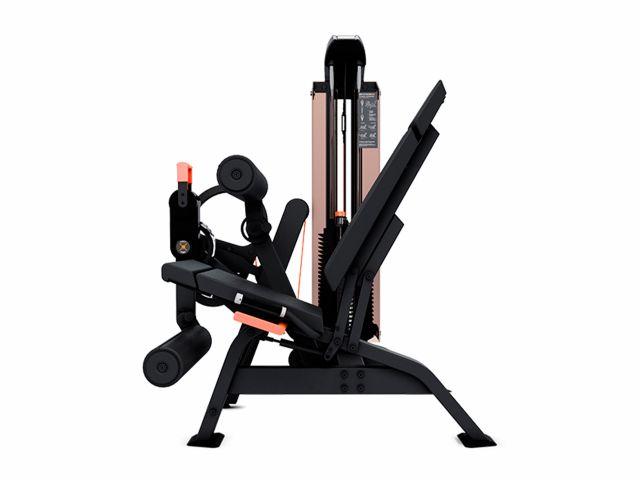 Estação de Musculação New Edge Extensora/Flexora - Movement