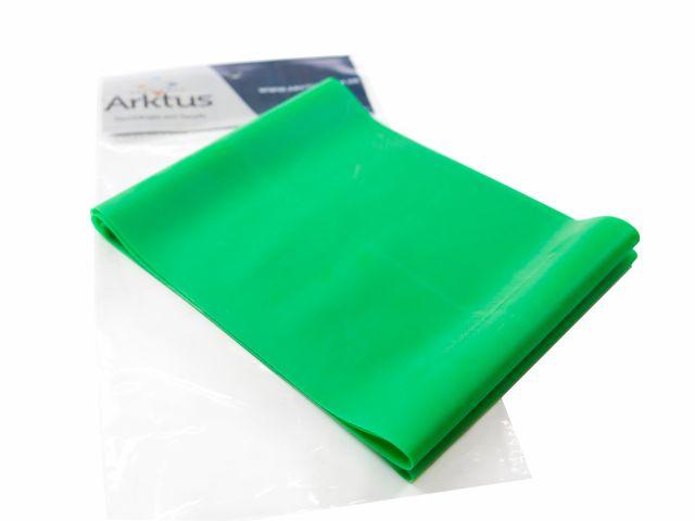 Exercitador Elástico Top Band - Médio - Verde – Arktus