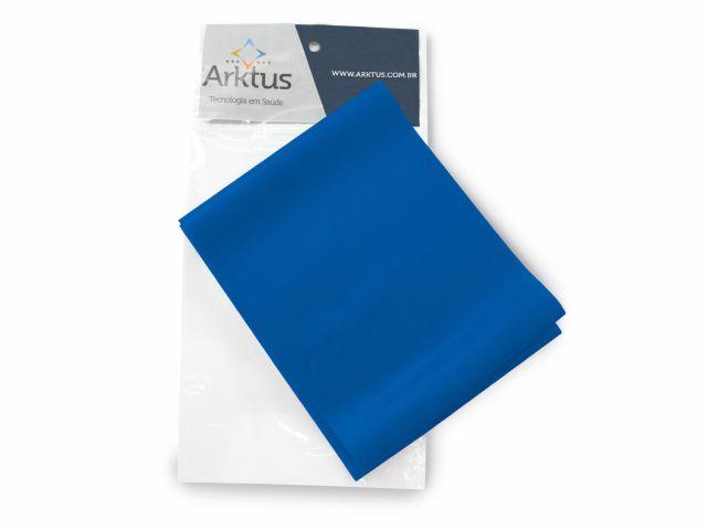 Exercitador Elástico Top Band - Forte - Azul - Arktus