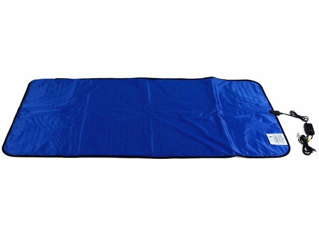 Manta Térmica Termotek - 90x180cm - Azul - Estek