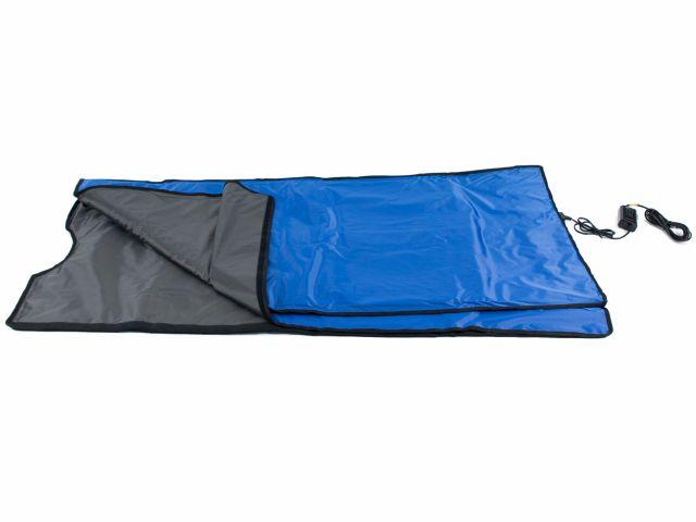 Manta Térmica Corporal Termotek - Mini Dome - Azul – Estek