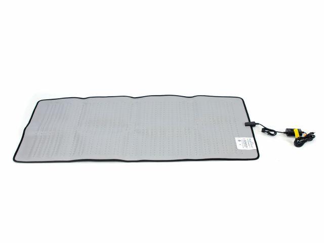 Manta Térmica Termotek - 68x145cm - Prensada - Prata - Estek
