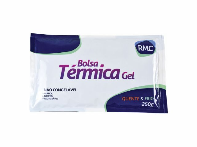 Bolsa Térmica Gel - 250g - RMC