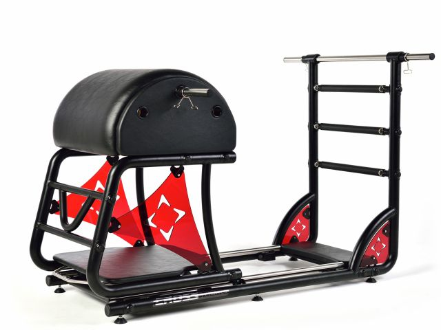Aparelho de Cross Pilates Ladder Barrel - Arktus