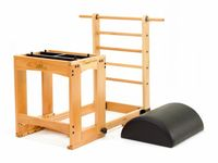 Foto 3 - Ladder Barrel Classic Pilates- Estofamento vendido separadamente PA00519A - Arktus