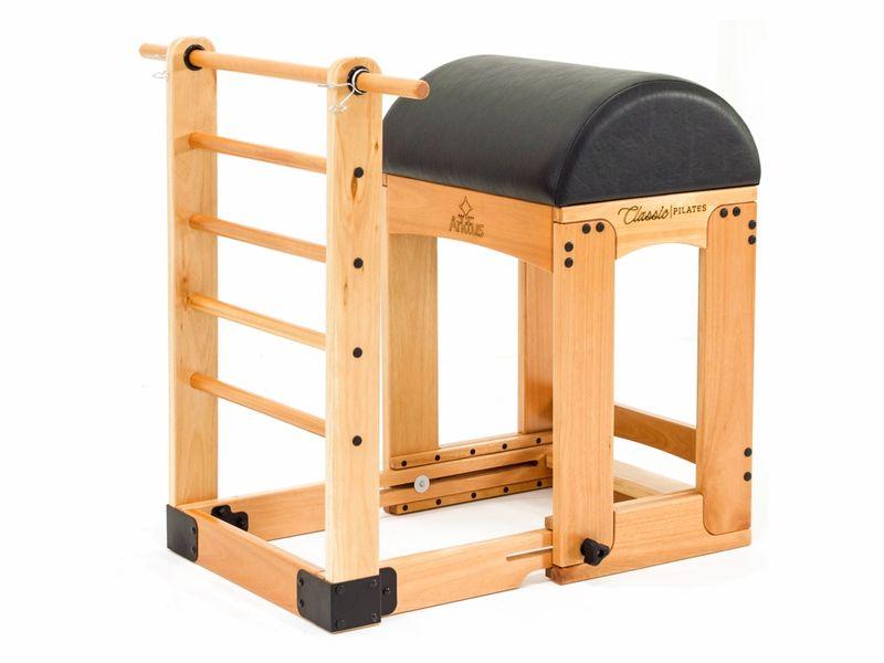 Foto 1 - Ladder Barrel Classic Pilates- Estofamento vendido separadamente PA00519A - Arktus