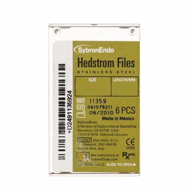 Lima Manual Hedstron 25MM 2ª Série - SybronEndo