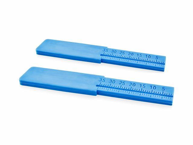 Régua de Endo Plástica 35mm - Maquira