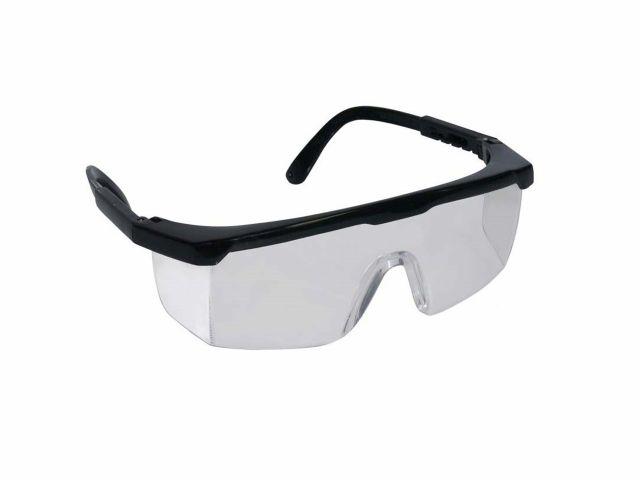 Óculos de Proteção - Hastes Ajustáveis - SSPlus