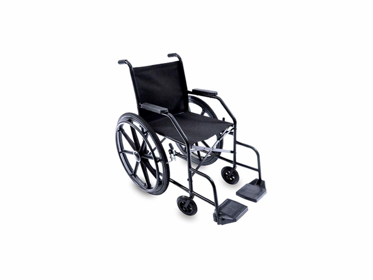 a6f76b261 Cadeira de Rodas Simples Modelo PL 001 - Prolife