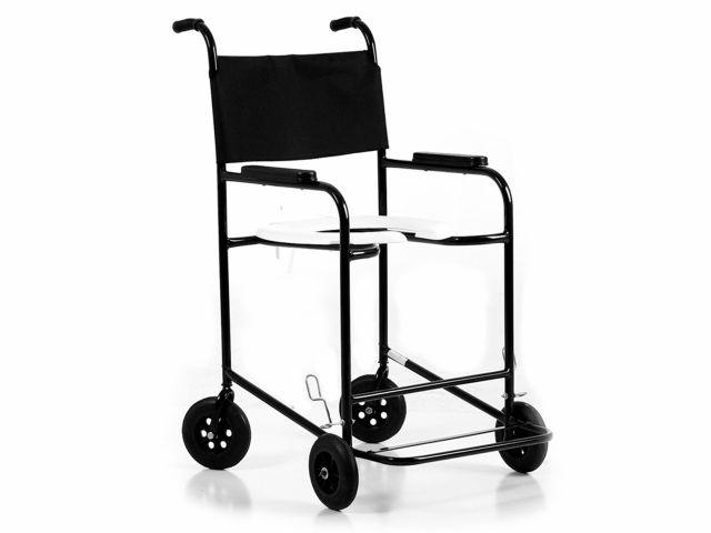 Cadeira de Rodas para Banho Simples PL201 - 80kg - Prolife