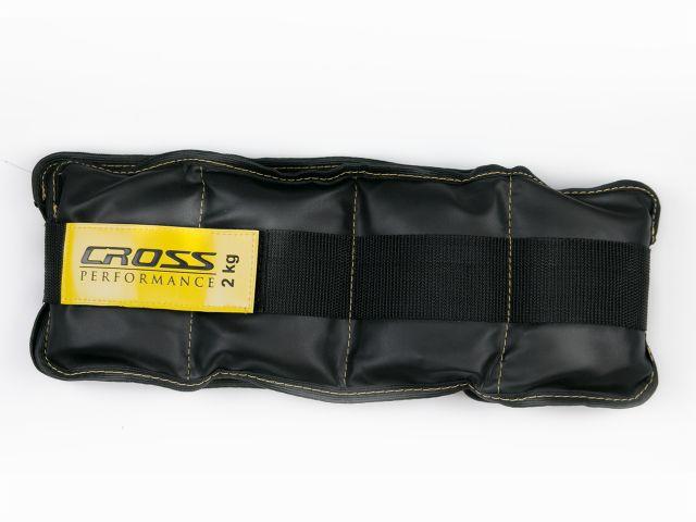 Tornozeleira - Par - com Peso - Cross Performance - Arktus