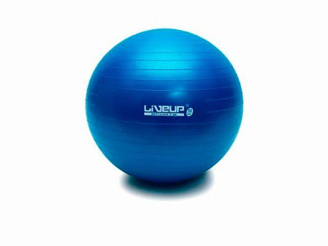 Bola Suíça Premium para Pilates com Bomba de Ar - LiveUp