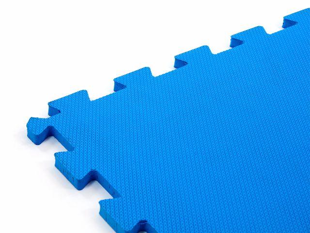 Tatame em EVA com encaixe 2 X 1M - Azul - Arktus