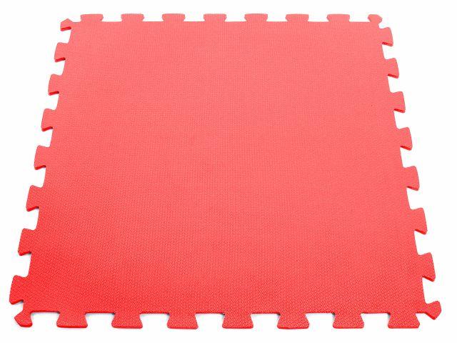 Tatame em EVA com Encaixe - 2x1m - Vermelho - Arktus