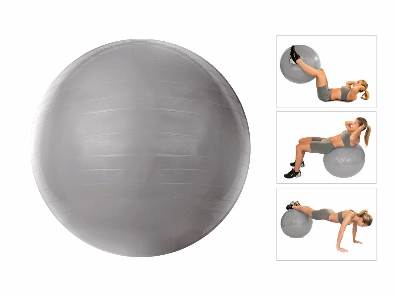 Bola Suiça Para Pilates Com Bomba de Ar - - ISP Saúde.com.br b06c1b845687f