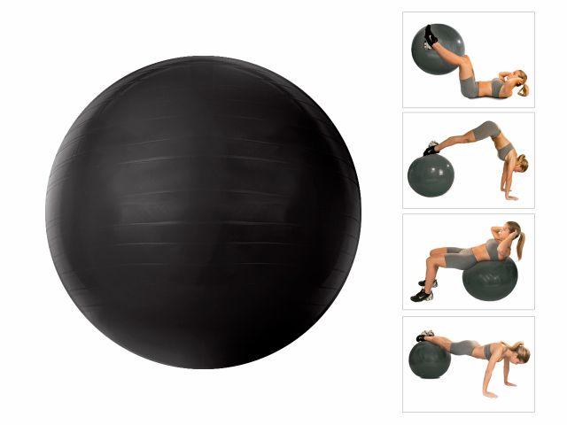 Bola Suíça para Pilates com Bomba de Ar - ACTE