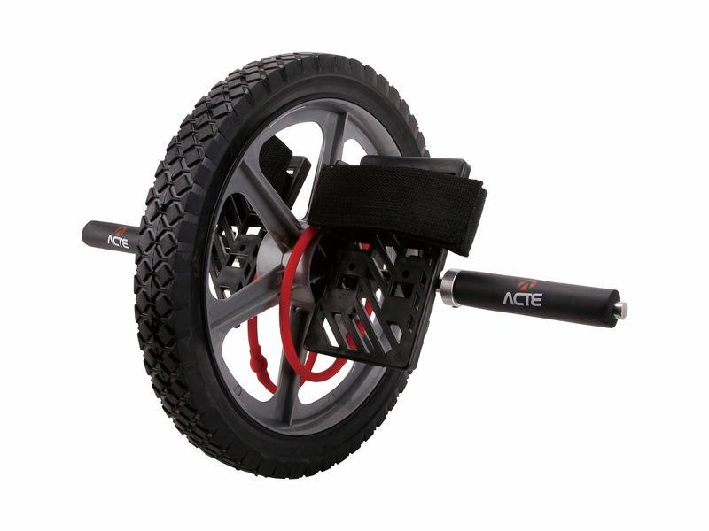Foto 1 - Roda Multifuncional Para Exercicios Abdominais - ACTE