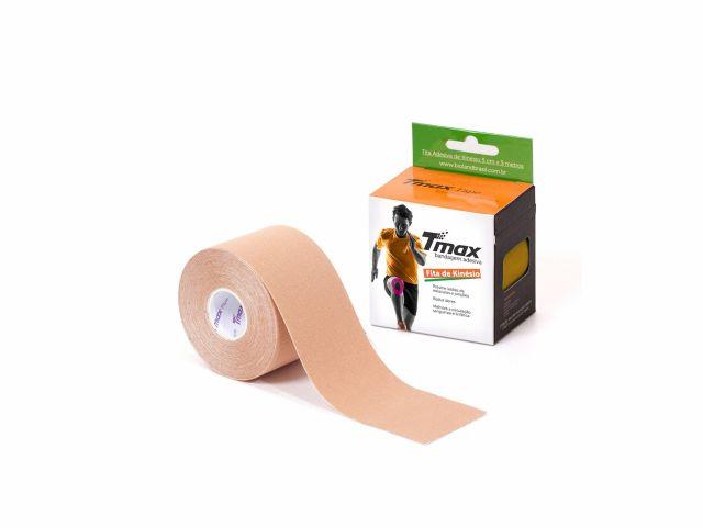 Bandagem Neuromuscular Elástica Adesiva - 500x5cm - TMAX