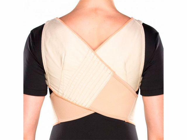 Espaldeira Para Postura De Brim - Chantal