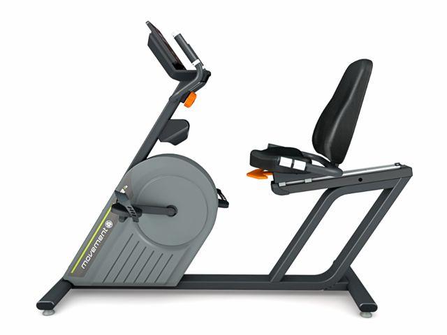 Bicicleta Horizontal LXR G4 -  Magnética Profissional - Movement